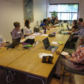 Symbiotic project sixth meeting