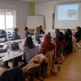 Symbiotic project seventh meeting