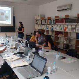 Symbiotic project eighth meeting